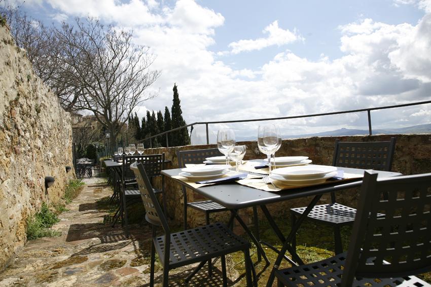 Ristorante Terrazza val d\'Orcia - Cucina Toscana - Pienza * Fotogallery